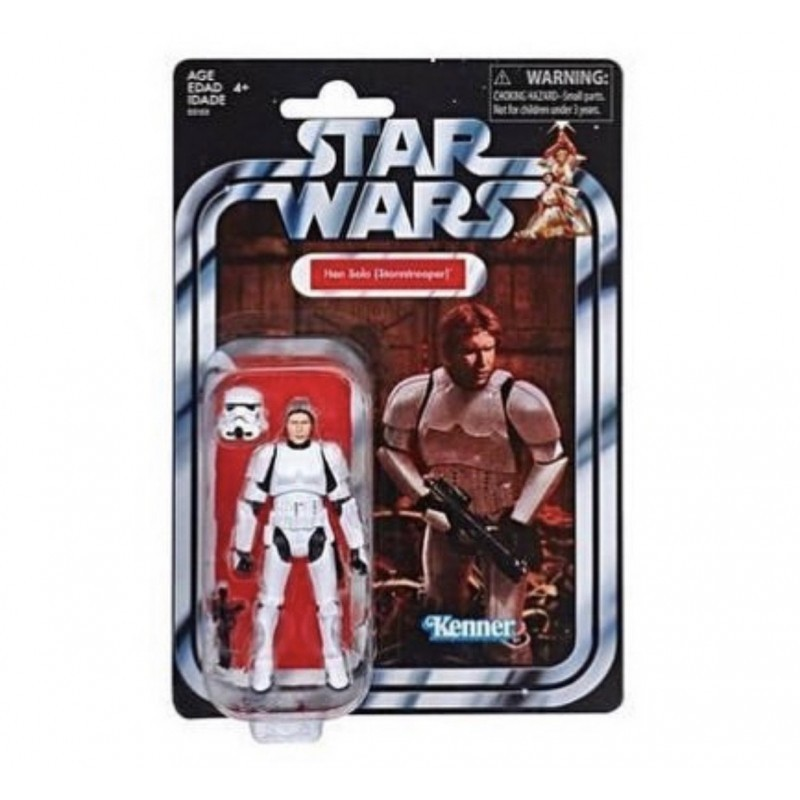 Star Wars Vintage Collection Han Solo Stormtrooper Exclusive Hasbro Toute la gamme Vintage Collection