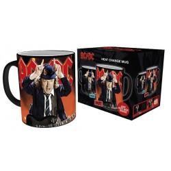 AC/DC mug effet thermique Live