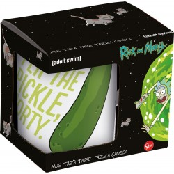 Rick & Morty mug Pickle Rick