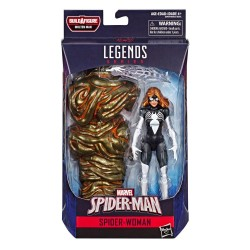 Figurine Mravel Legends 15 cm Spider-Woman