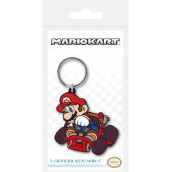 Mario Kart porte-clés caoutchouc Drift 6 cm