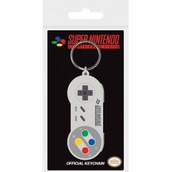 Nintendo porte-clés caoutchouc SNES Controller 6 cm