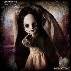 La Malédiction de la dame blanche Living Dead Dolls poupée La Llorona 25 cm
