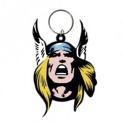 Marvel Comics porte-clés caoutchouc Thor 6 cm