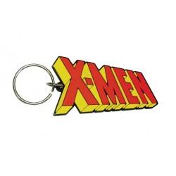 Marvel Comics porte-clés caoutchouc X-Men Logo 6 cm