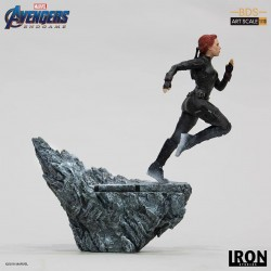 Avengers : Endgame statuette BDS Art Scale 1/10 Black Widow 21 cm