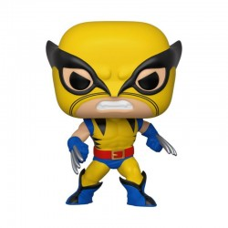 Marvel 80th POP! Marvel Vinyl figurine Wolverine (First Appearance) 9 cm
