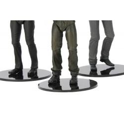 NECA socles noirs pour figurines (10) Neca Vendredi 13