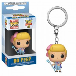 Toy Story 4 porte-clés Pocket POP! Vinyl Bo Beep 4 cm
