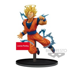 Dragon Ball Z statuette PVC Dokkan Battle Super Saiyan 2 Goku (Angel) 15 cm