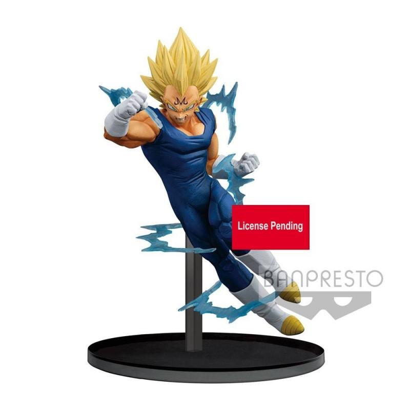 Dragon Ball Z statuette PVC Dokkan Battle Majin Vegeta 14 cm