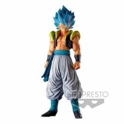 Dragonball Super statuette Super Master Stars Piece Super Saiyan Blue Gogeta 34 cm Banpresto Pré-commandes