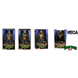 Les Tortues Ninja Set de 4 figurines 1/4 42 cm Neca