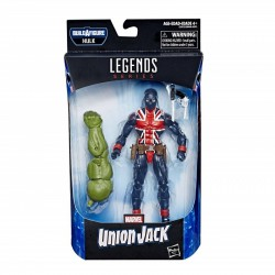 Figurine Marvel Legends 15 cm Union Jack Avengers