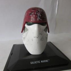 Star Wars Altaya Casque 1/5 Galactic Marine
