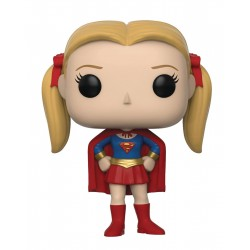 Friends Figurine POP! TV Vinyl Phoebe as Supergirl 9 cm