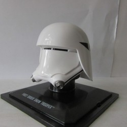 Star Wars Altaya Casque 1/5 First Order Snowtrooper