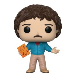 Friends Figurine POP! TV Vinyl 80's Ross 9 cm