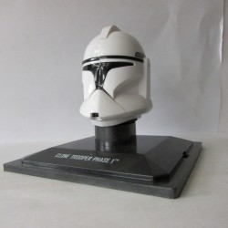 Star Wars Altaya Casque 1/5 Clone Trooper Phase 1
