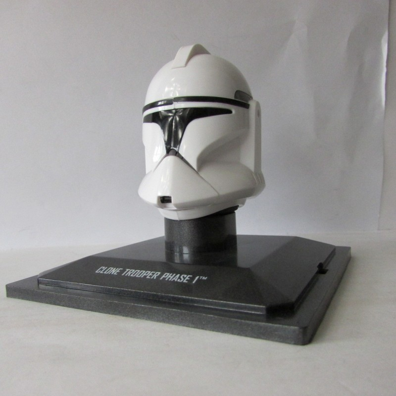 Star Wars Altaya Casque 1/5 Clone Trooper Phase 1