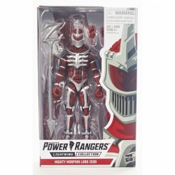 Figurine Power Rangers Lightning Collection 15cm Mighty Morphin Lord Zedd