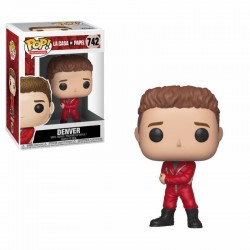 La casa de papel POP! TV Vinyl figurine Denver 9 cm