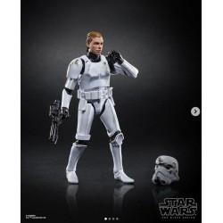 Figurine Star Wars Black Series 15 cm Luke Slywalker Trash Compactor Exclusive