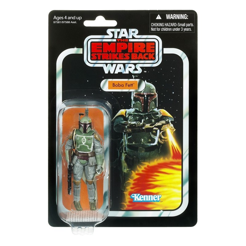 Figurine Star Wras Vintage Collection 10cm Boba Fett