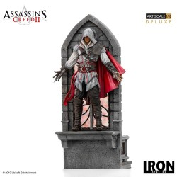 Assassin's Creed II statuette 1/10 Art Scale Ezio Auditore Deluxe 31 cm