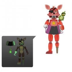 Five Nights at Freddy's Pizza Simulator figurine Rockstar Foxy (Translucent) 13 cm