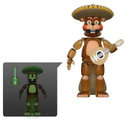Five Nights at Freddy's Pizza Simulator figurine El Chip (Translucent) 13 cm