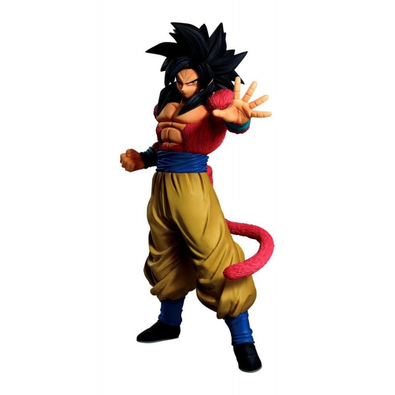 Dragon Ball statuette PVC Ichibansho Super Saiyan 4 Goku 25 cm