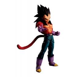 Dragon Ball statuette PVC Ichibansho Super Saiyan 4 Vegeta 24 cm