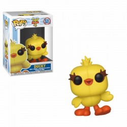 Toy Story 4 POP! Disney Vinyl Figurine Ducky 9 cm