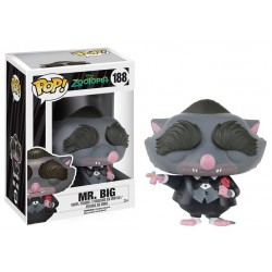 Zootopie POP! Disney Vinyl figurine Mr. Big 8 cm