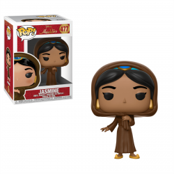 Aladdin POP! Vinyl figurines Jasmine in Disguise 9 cm
