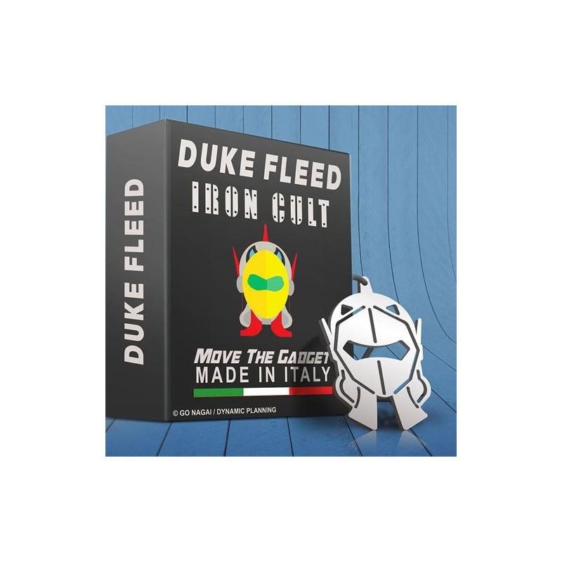 UFO Robot Grendizer pendentif avec lanière Iron Cult Duke Fleed