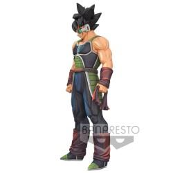 Dragon Ball Z statuette PVC Grandista Bardock Manga Dimensions 28 cm