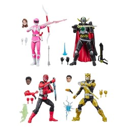 Power Rangers Lightning Collection 2019 Wave 2 assortiment figurines 15 cm