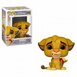 Le Roi lion POP! Disney Vinyl figurine Simba 9 cm