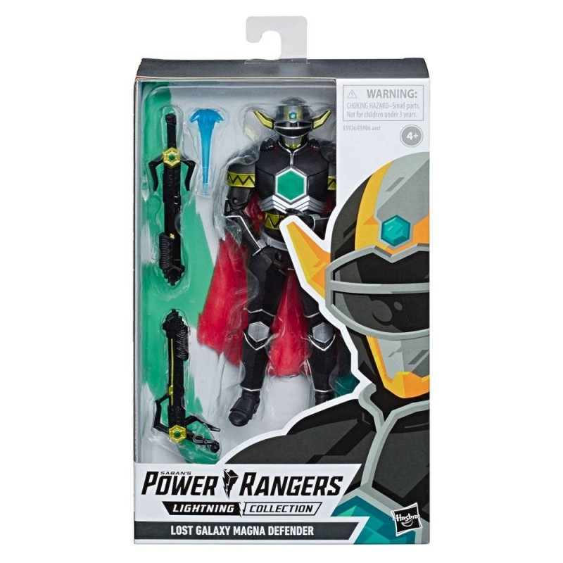 Power Rangers Lightning Collection 2019 Wave 2 Lost Galaxy Magna Defender