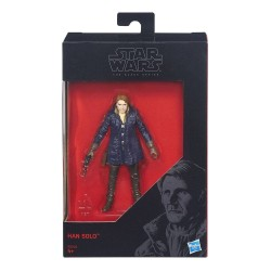 Star Wars Black Series figurine Han Solo (The Force Awakens) 10 cm