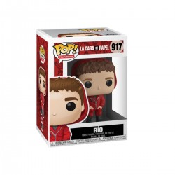 La casa de papel POP! TV Vinyl figurine Rio 9 cm