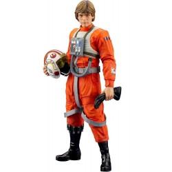 Star Wars statuette PVC ARTFX+ 1/10 Luke Skywalker X-Wing Pilot 17 cm