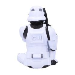 Original Stormtrooper figurine Speak No Evil Stormtrooper 10 cm