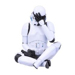 Original Stormtrooper figurine See No Evil Stormtrooper 10 cm