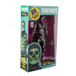 Fortnite figurine Green Glow Skull Trooper (Glow-in-the-Dark) Walgreens Exclusive 18 cm