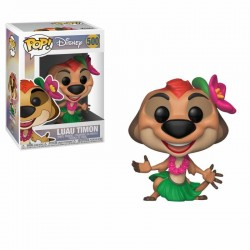 Le Roi lion POP! Disney Vinyl figurine Luau Timon 9 cm