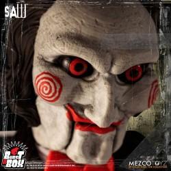 Saw boite à musique Diable en boîte Burst-A-Box Billy 36 cm