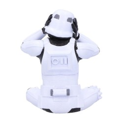 Original Stormtrooper figurine Hear No Evil Stormtrooper 10 cm